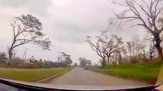 Typhoon Santi Aftermath : Luisita Tarlac