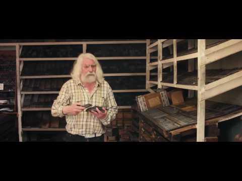 Martin Clark - Letterpress Printmaker