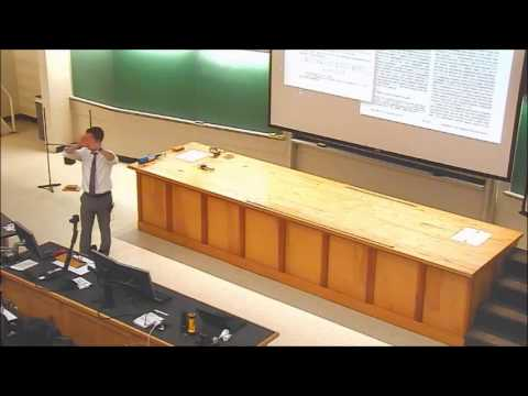 Lecture 10 - Gravity Waves and Energy