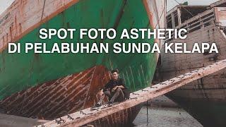 Spot Foto di Pelabuhan Sunda Kelapa Jakarta