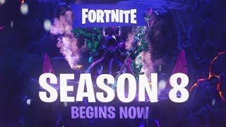 NEW TRAILER SEASON 8 FORTNITE FILTERING REAL OR FALSE?