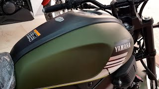 All Colors Yamaha XSR-155 Review 2020