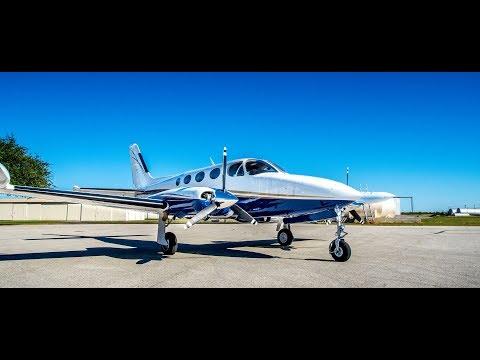 1981 Cessna 340A N6824L Aircraft Tour