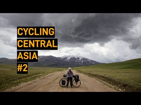 Cycling Central Asia #2: Ever been to 3600m?