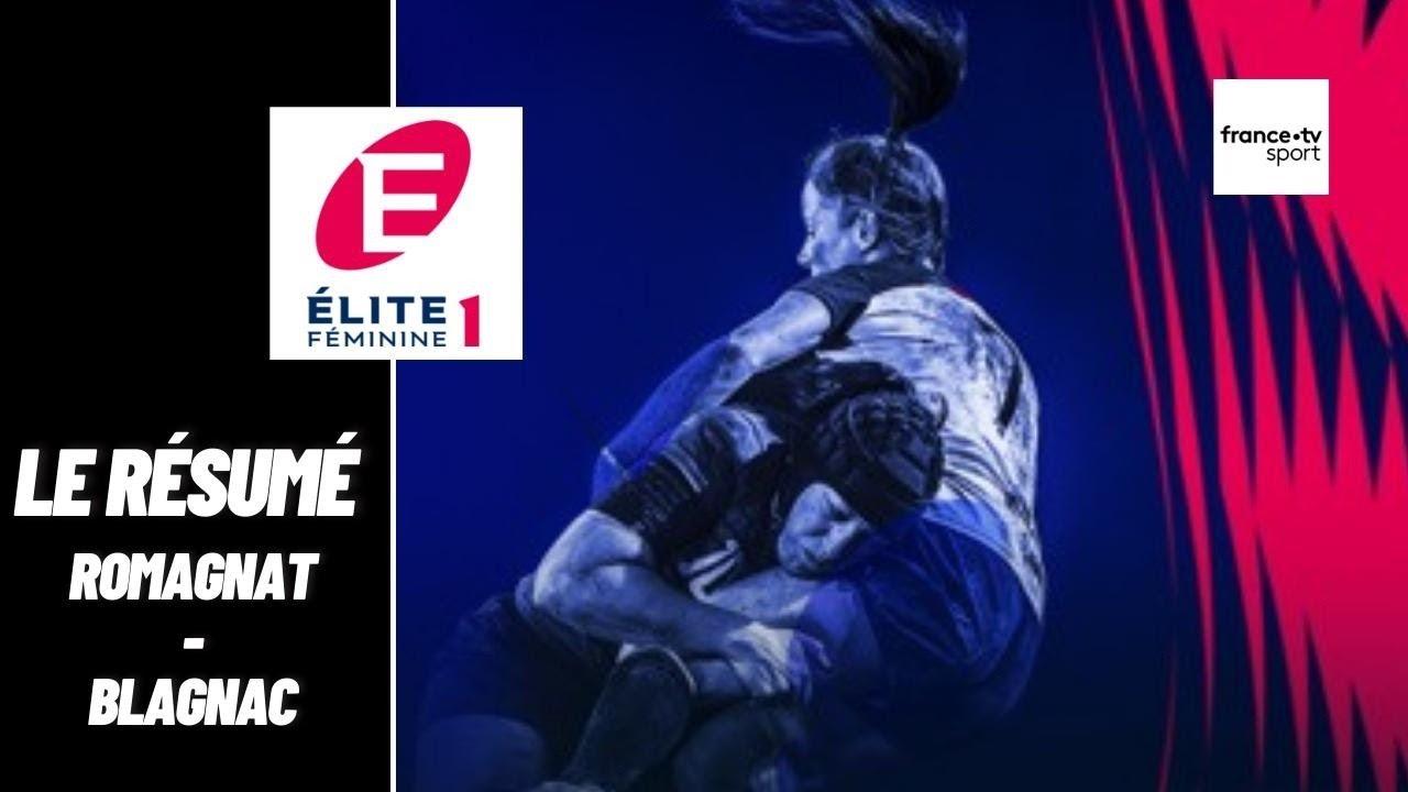 Finale Elite 1 féminine : le résumé d'ASM Romagnat vs Blagnac