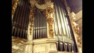 """Max Reger: Symphonische Fantasie und Fuge d-moll op.57 """"Inferno Fantasie"""""""