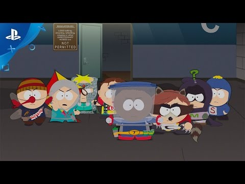 South Park: The Fractured But Whole – The Farting Vigilante | PS4