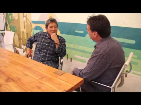 Touching gold and building valued products - Guy Kawasaki