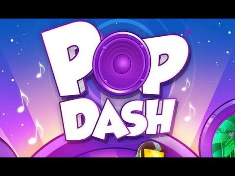 Pop Dash – Music Runner – Android Gameplay HD