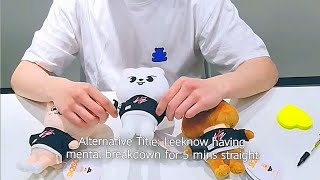 [ENG SUB] Leeknow Advertising SKZOO (Alt Title: Leeknow Introducing his current and divorced wife)
