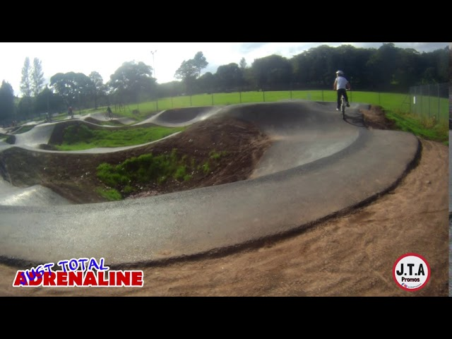 Hawick Community Pump Track Videos