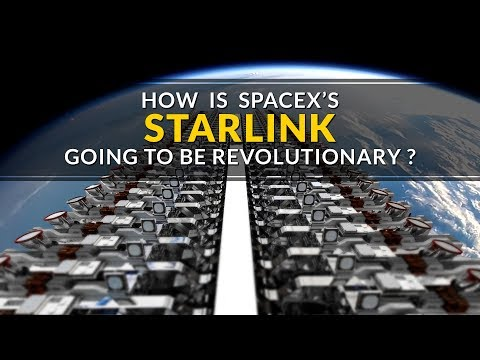 How is Spacex Starlink going to be revolutionary?