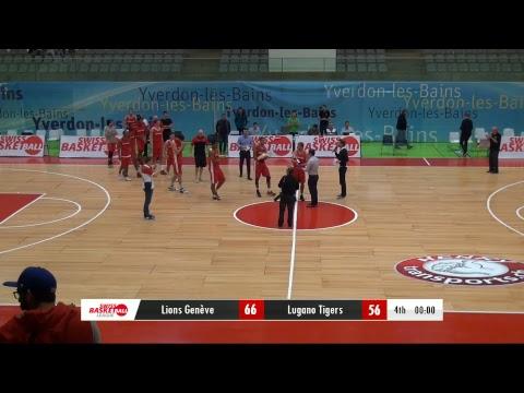 Season Opening: Finale: Genève vs. Lugano