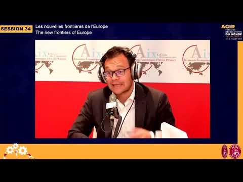 Rencontres Économiques dAix-en-Seine : Les nouvelles frontières de l'Europe (2/2)