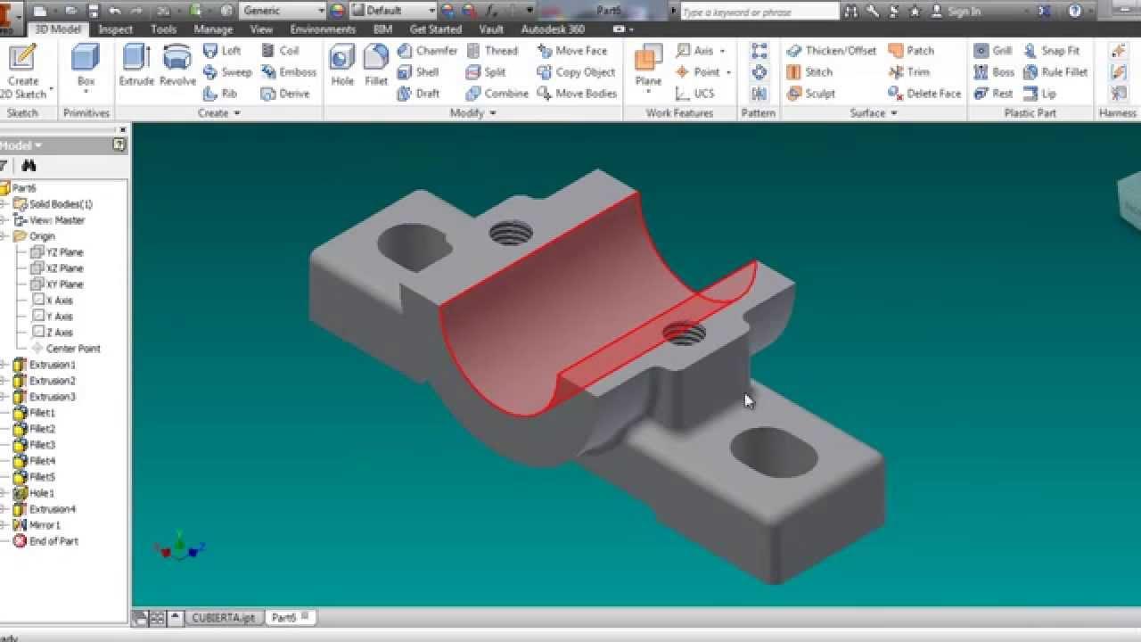 autodesk inventor tutorial francais pdf