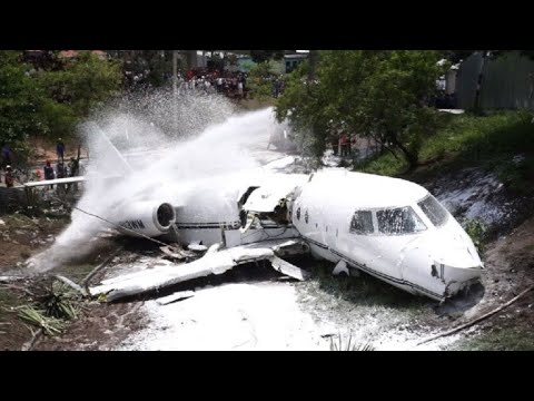 Plane accident in Honduras injures six Americans