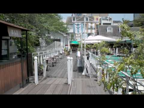 Tokyo 飯田橋カナルカフェ CANAL CAFE