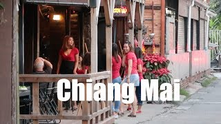 A Day in Chiang Mai - Vlog 153