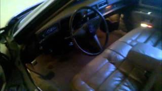 1976 Cadillac Fleetwood Eldorado Coupe - A Mighty Big Car