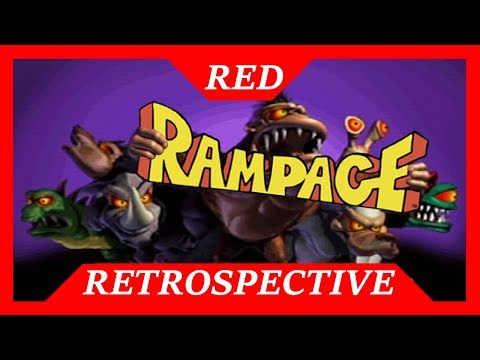 Rampage series | Red Retrospective