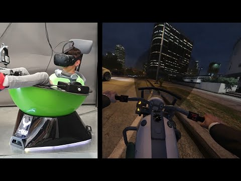 GTA V demo gameplay with loop and barrel roll
