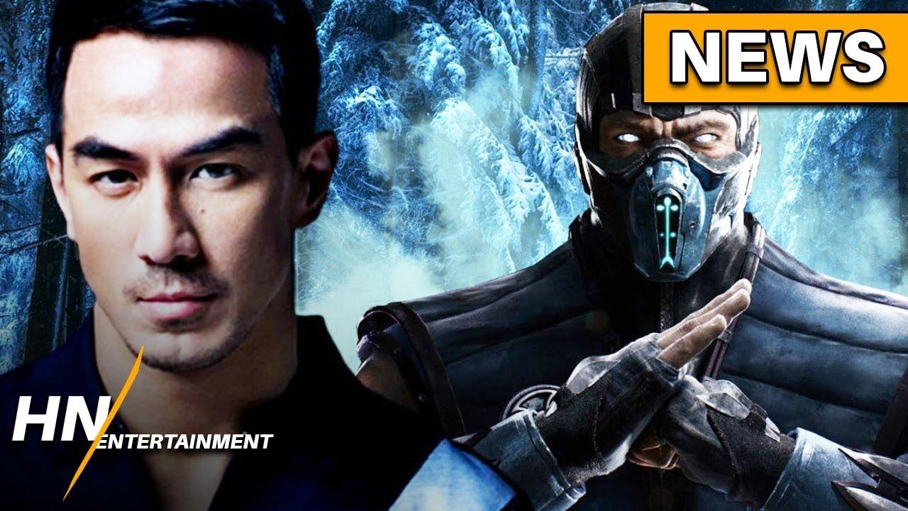 Sub Zero Cast For Mortal Kombat Reboot Movie Youtube