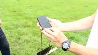 Proporta Carbon Fibre iPhone Case Shotgun Test Thumbnail