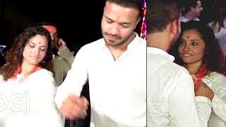 Ankita Lokhande Crazy Dance With Boyfriend At Arjun Bijlani Ganpati Visarjan 2018