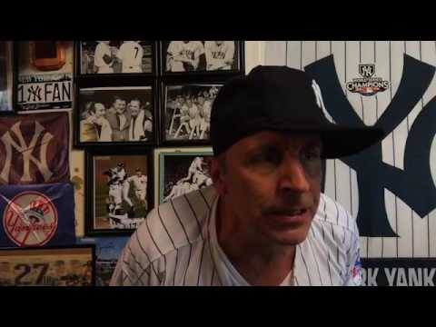 Yankees Locker Room: If Pineda Doesn't Suck | Baseball | NY Yankees | Vic DiBitetto