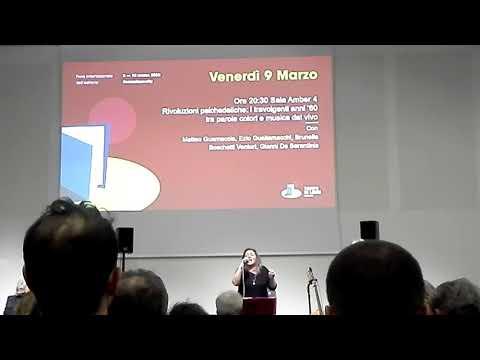 Matteo Guarnaccia & Brunella Venturi a Tempo di Libri