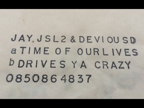 Jay J, SL2 & Devious D White label / drives ya crazy