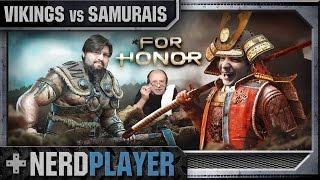 For Honor - Vikings vs. Samurais