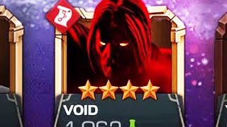 MARVEL: Contest of Champions - 4-Star Void Power-Up!