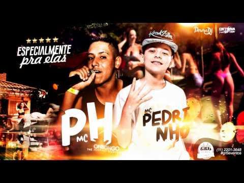 MC PH e MC Pedrinho - Especialmente Pra Elas (PereraDJ) (Áudio Oficial)