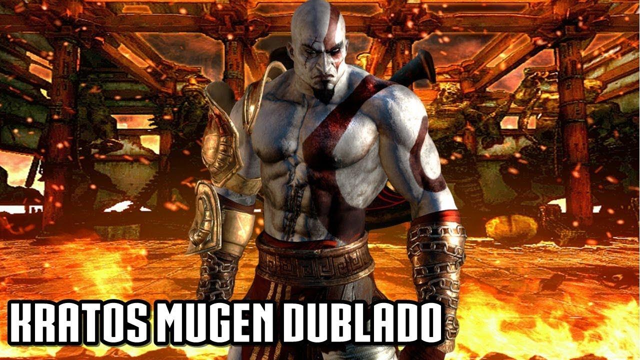 Kratos mugen character download