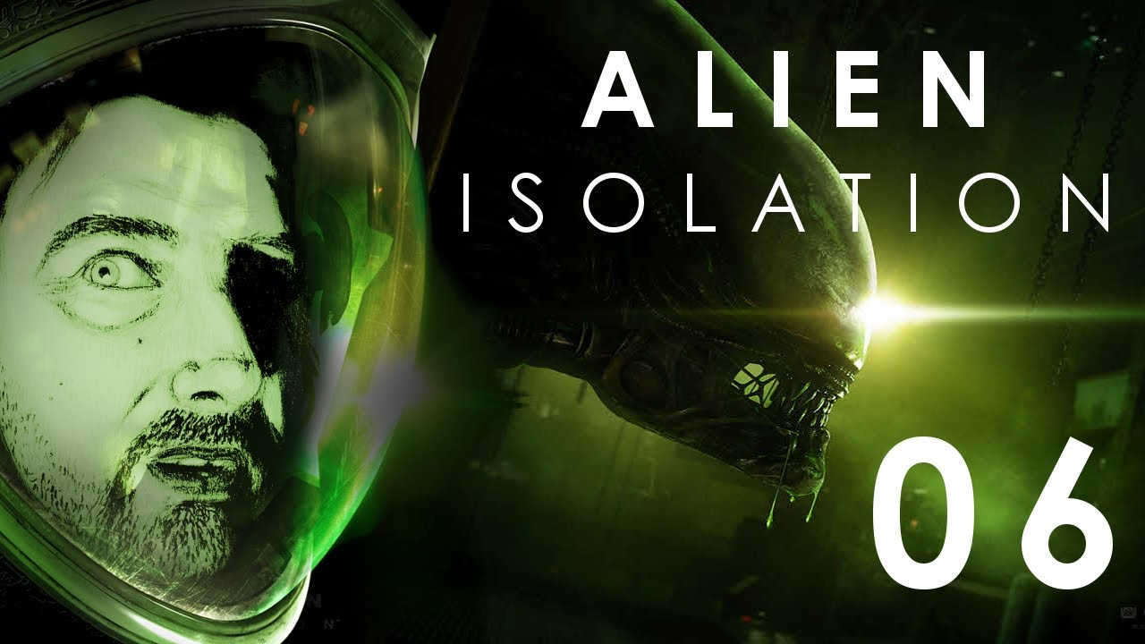 ALIEN ISOLATION en live par gussdx 06 - YouTube