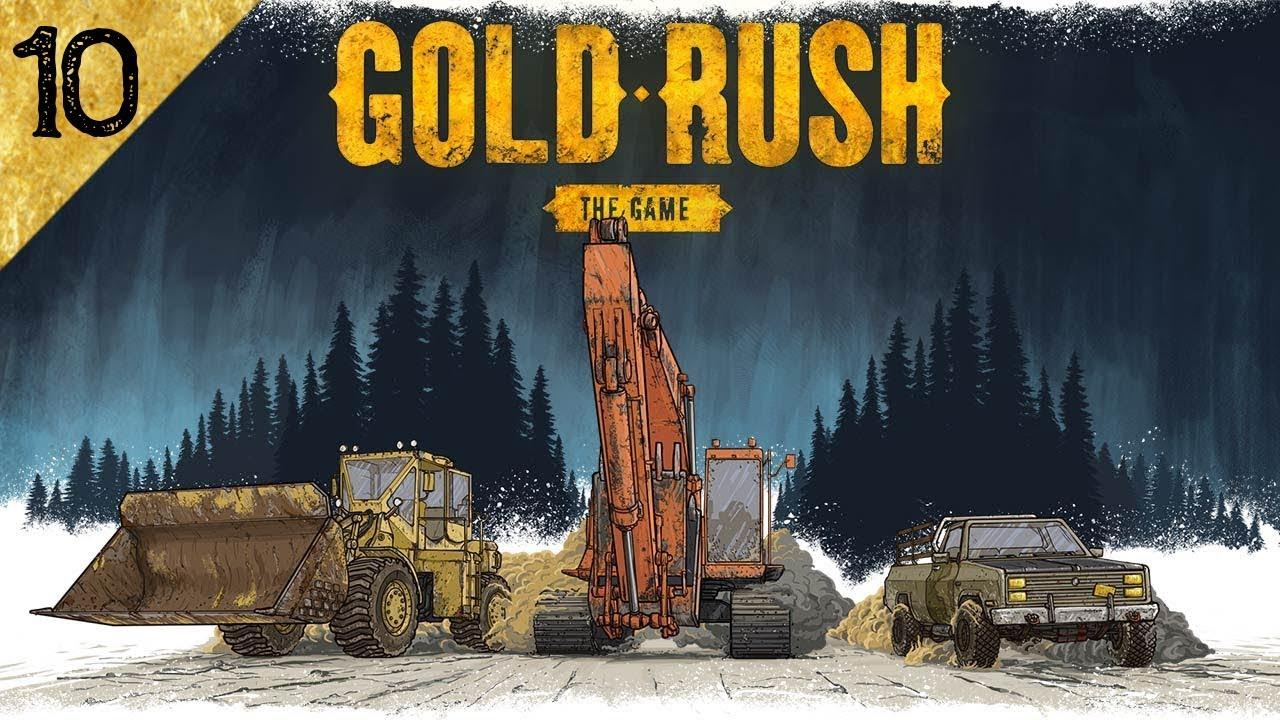 Goldrausch Game