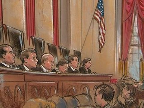 Supreme Court hears arguments on campaign contribution limits