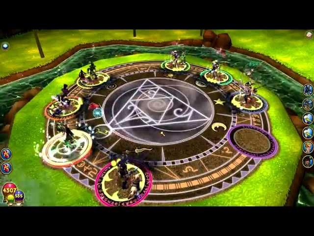 Wizard101: FREE TOURNEYS! - 4v4 PvP Tournament