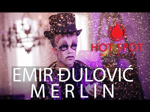 EMIR ĐULOVIĆ - MERLIN (OFFICIAL VIDEO 2019)