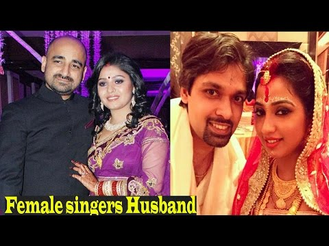 Thumbnail: Top 10 Bollywood Female singers Husband