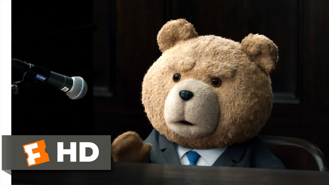 ted 2 (7/10) movie clip - questioning ted (2015) hd - youtube