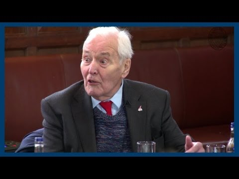European Union | Tony Benn | Oxford Union