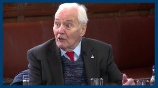 European Union | Tony Benn | Oxford Union