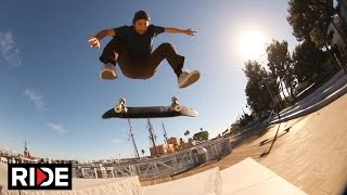AIN Crew Skate Long Beach and San Pedro, CA!  #AINCaliTrippinTour Ep. 4