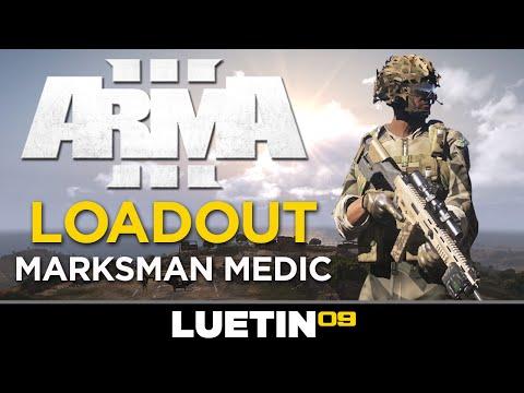 Arma 3 Loadout | Marksman Medic