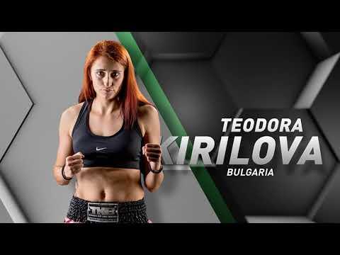 Erika Gatti (SFC8 THE MATRIX) Teodora Kirilova
