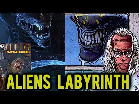 Aliens Labyrinth / Dark Horse Comic book series Part 1