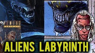 Aliens Labyrinth / Dark Horse Comic book series Part 1