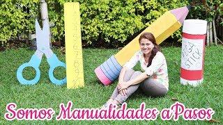 """""""Somos Manualidades aPasos"""" by Canciona 👉  [Videoclip OFICIAL] 🎶"""